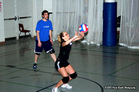 Power Alley Volleyball 2007 Season